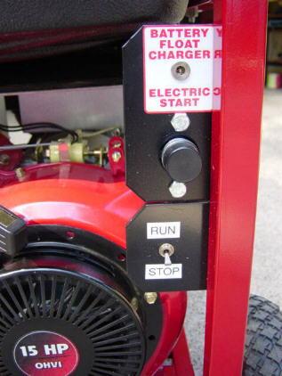 Generac 7550 Exl Oil Change